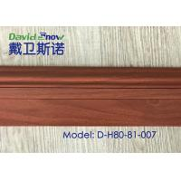 Quality WPC Skirting Flooring Skirting Decorative Skirting Board Edging For Flooring Wall wholesale