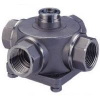 Quality Steel Screwed End Trunnion Ball Valve CL150 Pressure AISI 304 Bolt Washer wholesale