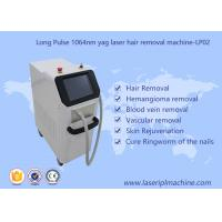 Buy cheap Long Pulse 1064nm Pain Free Laser Hair Removal Machines from wholesalers