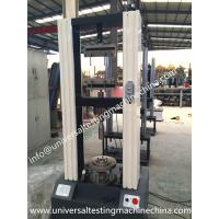 Quality astm Geotextiles Tensile strength testing machine wholesale