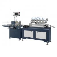 Quality Food Grade Paper Straw Machine High Efficiency Work 25-45m / Min Stable Speed wholesale