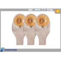 Quality Medical use Convex Ileostomy Bags with clamp for personal care Item No 105038 wholesale