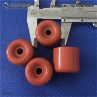 China Shanghai Qinuo manufacture rubber door stopper silicone rubber buffer on sale