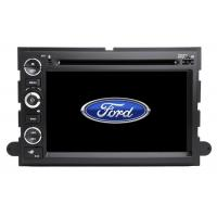 Quality Ford F150 Mustang Fusion Expedition Lincoln DIY Backlight 2 Din Car Multimedia Player Audio Stereo Radio FOD-7311GDA wholesale