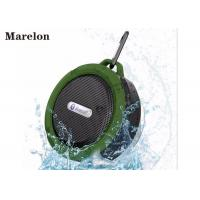 Quality Outdoor Mini Active Waterproof Bluetooth Speaker TF Card Slot For Mp3 Files wholesale