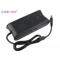 Cheap 90W Dell Laptop Power Adapter , High Efficiency Laptop Charger Replacement for sale