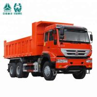 Quality Automatic Lifting Mining Dump Truck Dual Circuit Compressed Air Brake wholesale