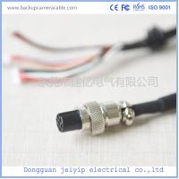 Quality Terminal camera extension cable 7 Pin Female Bare Copper Connector ROHS wholesale