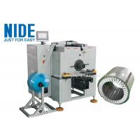 Quality Automatic deep water pump horizontal Stator Paper Insertion Machine for inserting insulation paper wholesale