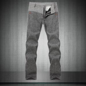 Quality Wholesale Men's top designer cotton pants cargo trousers long pant loose male hoody pants wholesale
