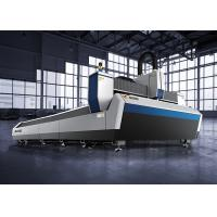 Buy cheap 1000w Fiber CNC Laser Cutting Machine for Sale IPG Fiber Laser Cutter Price from wholesalers