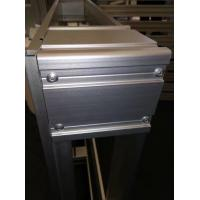 Cheap Silver Anodized 6063 T5 Welding Aluminum Parts / Aluminum Pallet for sale
