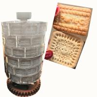 China SAIHENG 1200 plate automatic biscuit making machine price fully automatic on sale