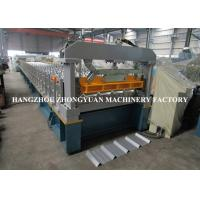 Quality CE Forming Speed 30m/Min High Speed Roll Former Machine CNC Processed Rollers wholesale