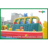 China Ginat Commercial Inflatable Bouncer / Inflatable Slide / Inflatable Combo For Kids on sale