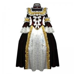 Quality Medieval Dress Wholesale XXS to XXXL Luxury Medieval Victorian Renaissance Party Dress Costume Cosplay wholesale