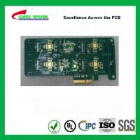 Buy cheap 4L Fr4 IMMERSION GOLD + GOLD FINGER Multilayer PCB Printed Circuit Board from wholesalers