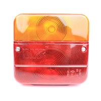China Red And Amber Color Trailer Lamps Waterproof Trailer Tail Lights PC Material on sale