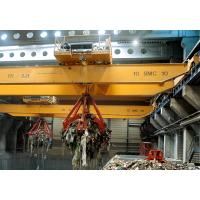 Quality QZ Type 5T Electric indoor double girder Overhead Crane double girder grab overhead crane wholesale