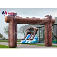 Quality Wood Inflatable Balloon Inflatable Entrance Arch Hire Brisbane Used wholesale