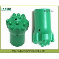 Quality Dome Reaming Drill Bit T51 152mm Spherical / Ballistic 10.6kg For Drilling Tunneling wholesale