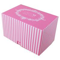 China Cookies Cupcakes Paper Bakery Boxes Paperboard Promotion Customized Color on sale