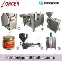 China Commercial Hummus Production Line|Chickpeas Paste Making Machine for Sale on sale