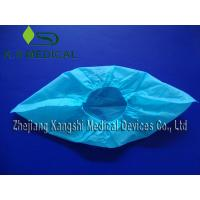 Quality Non - Woven Surgical Disposable Products Shoe Cover With Blue Or White wholesale