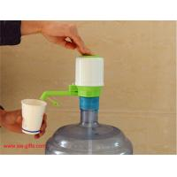 China New Arrival assemble & removable Manual 5/6 Gallon Bottled Drinking Water Hand Press Pump on sale