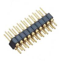 Quality Brass 2.54 Mm Round Pin Header  Straight PPS H=3.0 Mm L=10.0 wholesale