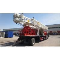 Quality BZT1500 Borehole Drilling Machine  / Diesel Fuel Type Pile Drilling Equipment wholesale