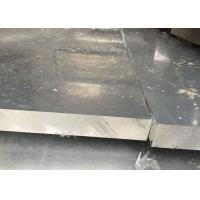 Quality Alloy 6061 T6 Airplane Aluminum Sheets 45000 Psi Tensile Strength wholesale