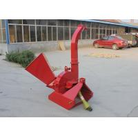 China Mechanical Feeding Wood Chip Pellet Machine 3 Point Hitch Pto Wood Chipper on sale