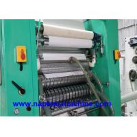 China Six Fold Paper Towel Making Machine Point To Nest Color Glue Lamination on sale