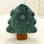 Quality Fashional Green Animated Plush Christmas Toys Tree Type Customized Size wholesale