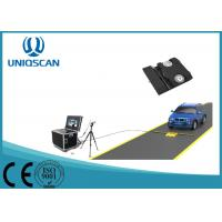 Quality UVSS / UVIS Under Vehicle Surveillance System IP68 With 22 Inch LCD Screen wholesale