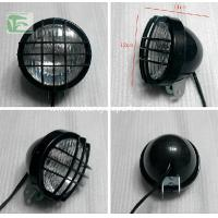 Quality Auto Double Motorcycle Fog lights / high intensity fog lights Customized wholesale