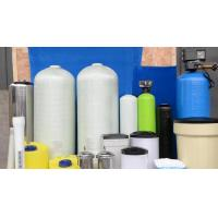 China White Water Softener Tank Replacement , Natural Fiber Reinforced Plastic Tank on sale