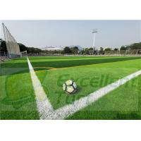 Quality 5/8 Inch Gauge Artificial Grass Projects / Synthetic Putting Green Turf wholesale