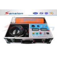 China High Voltage Power System Test Equipment Hv DC Hipot Tester Manual Control on sale