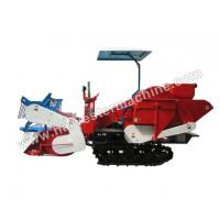 China Whirlston Crawler Type Small Rice Combine Harvester on sale
