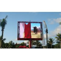 Quality P6.67 Rental IP65 led outdoor advertising screens for Events , Shows , Wedding wholesale