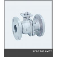 Quality Casting Full Port Flange Ball Valve ANSI/API/ASME/ASTM 150lb wholesale