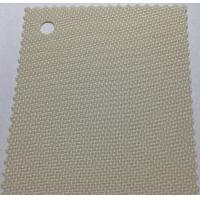 China PVC Sunscreen Roller blinds fabrics, solar screen fabric for shade on sale