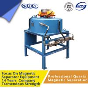 Quality Rare Earth Drum Type Magnetic Separator Non Ferrous Metal Separator wholesale
