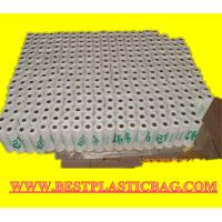 Quality China Products Customized HDPE printing die cut plastic bag wholesale