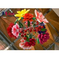Quality Attractive Inflatable Event Decoration Wedding Colorful Inflatable Flowers wholesale