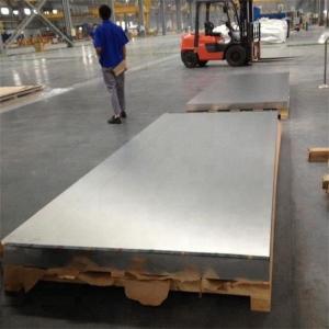 Quality 3004 Grade Aluminium Alloy Plate High Strength H112 Temper For Aluminum Can wholesale