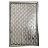 Quality Customized stainless steel drying and baking trays of various sizes wholesale