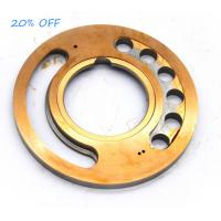 China HPV90 HPV95 Hydraulic Pump Repair Kits Valve Plate For PC200-3 PC200-5 PC200-6 Excavator on sale